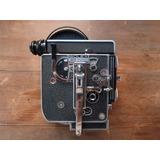 Camara Filmadora Bolex H16 Reflex + 4 Lentes + Accesorios