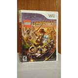 Lego Indiana Jones 2 The Adventure Co (con Manual) Wii Od.st