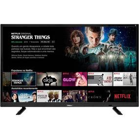 Smart Tv 28 Led Philco Hd Netflix Youtube Conv Digital Ptv28