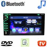 Radio De Auto 2 Din Tv Mp3 Mp4 Usb 09612/ Fernapet