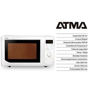 Microondas Atma (final$4000)