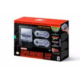 Mini Super Nintendo - Classic Edition - Snes - 21 Juegos