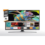 Tv Smart 43'' Uhd Samsung Un43mu6100g