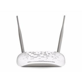 Modem Roteador Wireless N Adsl2+ 300mbps Frete Gratis