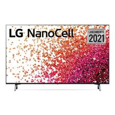 Televisor LG Nanocell 50  Nano75 4k Smart Tv Con Thinq Ai