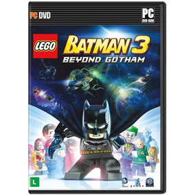 Jogo Lego Batman 3 - Beyond Gotham - Pc