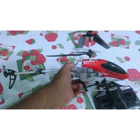 Helicóptero Grande De Controle Super Power 42cm Aviation