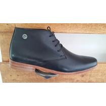 Zapatos De Cuero Tascani Chypre