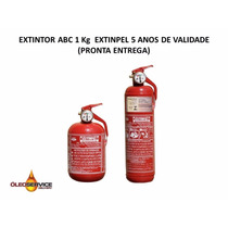 Extintor Abc Automotivo 1 Kg