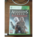 Assassins Creed Revelation Para Xbox 360