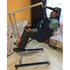 Grúa Discapacitados Enfermos Pacientes ¡incluye Arnes!
