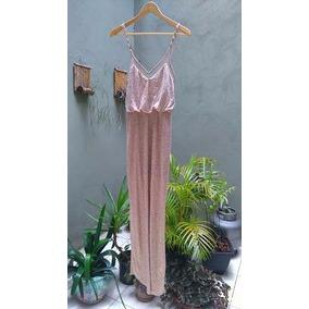 Vestido Morena Rosa Elegante Bonito Barato Promoção