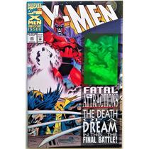 X-men 25 (marvel 1993) Fatal Attractions Parte 4.ingles.