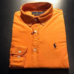 Camisa Social Polo Ralph Lauren Masculina Ralph Várias Cores abb6cde6bf5