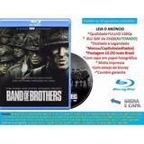 Bluray Band Of Brothers Série Completa - Dublado E Legendado