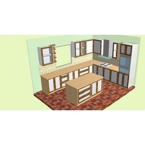 Alacena vertical cocina en veracruz en veracruz en mercado for Disenar cocina 3d online