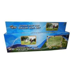 Juguetes Set De Futbol Goal Soccer Innov8 Sports