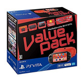 Negro Sony Ordenador Playstation Vita Value Pack Modelo Wi-