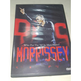 Dvd Morrisey Who Put The M In Manchester En La Plata