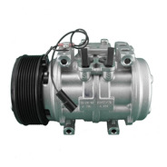 Compressor Ar Cond Constellation 10p15 Passante + Filtro Sec