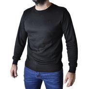Sweater Bordado Pollover Hombre The Big Shop