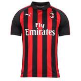 Camisa Ac Milan 18/19 ( Pronta Entrega ) Video No Anuncio!