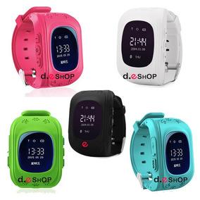Smartwatch Kids Únicos Qt4oled 2.0 Gps Espia + Regalo Gratis