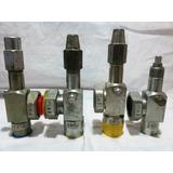 Valvula Rotalock Rotolock De Servicio Para Compresores
