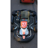 Karting Chasi Vara It4 Motor Pako By Zanella 125(igual Somex