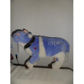 Milka Vaca Pelucia Yusel Promocional Lacta 26 Cm Usada