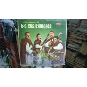 Lp Incomparables Los Chalchaleros Alma Saltena