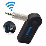 Cabo Adaptador Receptor Bluetooth Som Carro Entrada Auxiliar