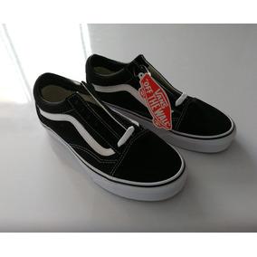 vans old skool negras 35