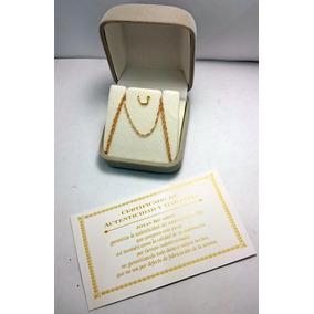 Cadena Oro 18k Singapur 1grs X 45cm Garantia Jr