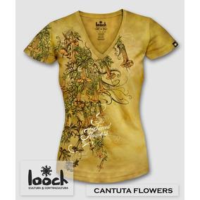 Camiseta Feminina Algodão Pima Original Importado d76462f81de93