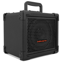 Caixa Som Amplificada Bateria Interna Hayonik 20w Rms Usb