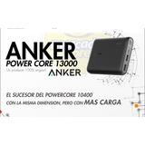 Bateria Portátil Cargador Anker Powercore 13000 - Pequeño