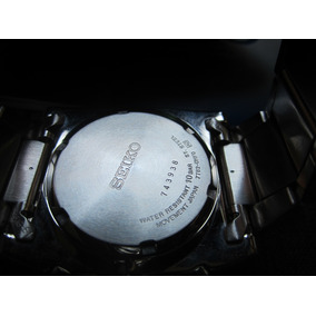 Reloj Seiko Nuevo Original