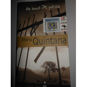 80 Anos De Poesia Mario Quintana - F2