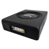 Caixa Slim Bomber Sub 10 Pol 200w Rms C/ Amplificador Corzus