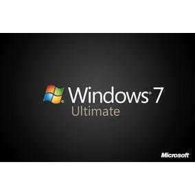Chave Key Licenca Serial Para Windows 7 Ultimate - Vitalicio
