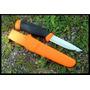 Cuchillo De Supervivencia Camping Mora Companion