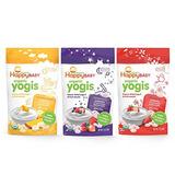Happy Baby Organic Yoguis Liofilizado Yogur De Frutas Y Snac