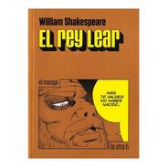 Rey Lear - Ed. La Otra H - Manga - William Shakespeare