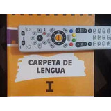 Libro Carpeta De Lengua 1, Ed Santillana
