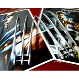 Garras De Wolverine (32cm) + Póster