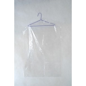 Capas Para Termo/camisa 60x95 Transparente. Lisa C/ 100 Un