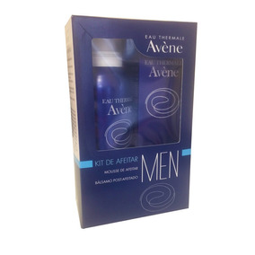Avene Men Eau Thermale Kit Afeitar ( Mousse + Bals Post Afei
