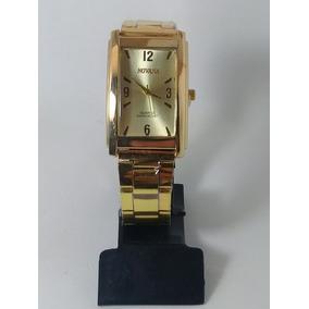 6b58402af9a Relogio Feminino Quadrado Barato Pulso - Relógio Feminino no Mercado ...