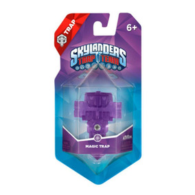 Skylanders Trap Team - Trap Crystal - Magic Trap Armadilha